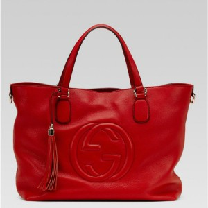 Gucci-Handbag-Red